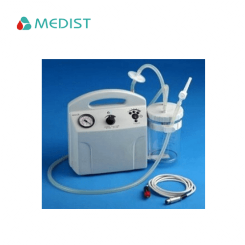 Aspirador de Secreciones Mevacs M30-230/12V – MEDIST