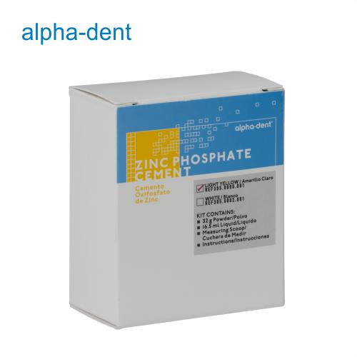 Cemento Oxifosfato de Zinc