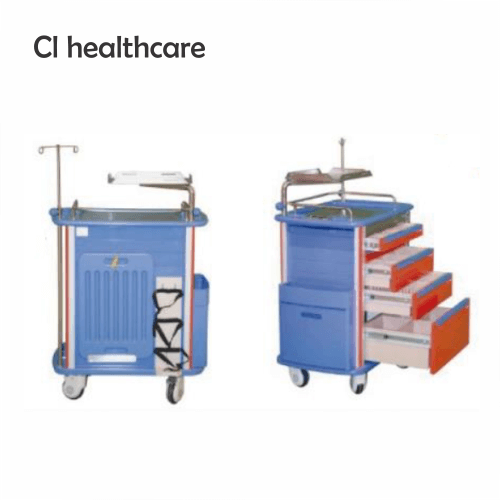 Coche de Paro CT5 – CL HEALTHCARE