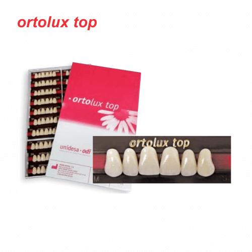 Dientes Acrílicos – Ortolux Top