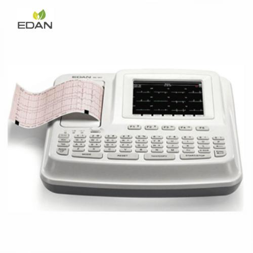 Electrocardiógrafo SE-601 – EDAN