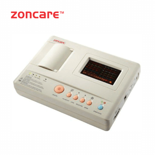Electrocardiógrafo ZQ-1201G