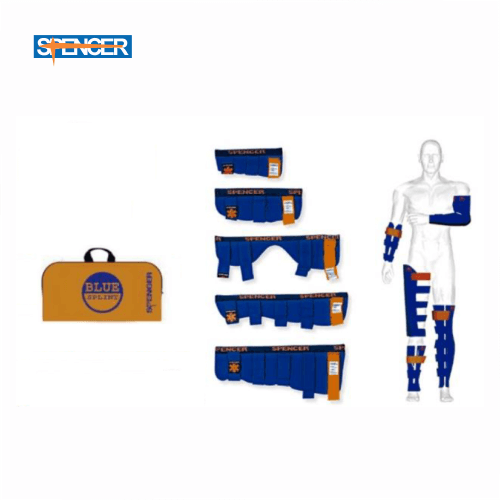 Férula Rígidas con Alma Flexible Splint/Blue Splint/Pro – SPENCER