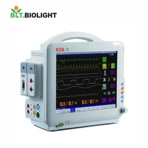 Monitor Multiparámetro Semimodular Q5 – BIOLIGHT